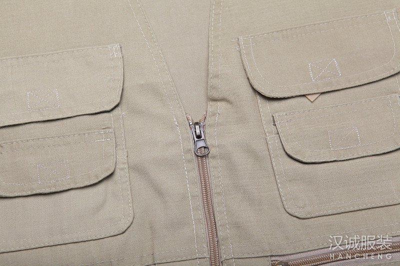 多口袋马甲细节图2